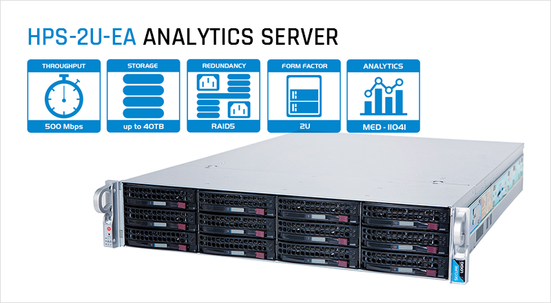 Another Industry first – Secure Logiq releases 'Analytics Optimised' servers